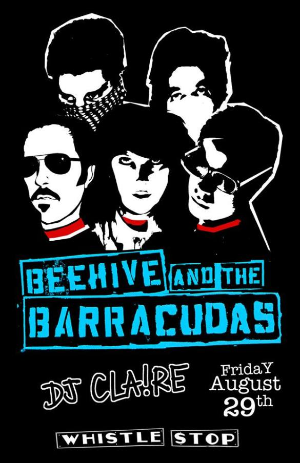 beehive and the barracudas